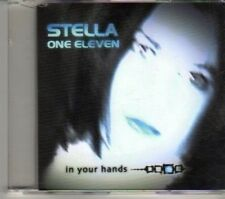 (DF763) Stella One Eleven, In Your Hands - 2000 CD