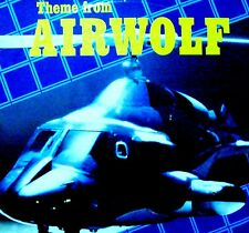 "12"" - Mario Habelt & Stephen Westphal - Theme From Airwolf"
