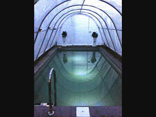 Swimmingpool Überdachung 6m x 3,7m Poolüberdach Pooldach Whirlpool Jacuzzi TOP !