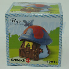 PUFFO PUFFI SMURF SMURFS 4.9013 49013 Blue/Red cottage Casa 2A BOX 6