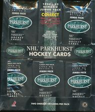 1992-93 PARKHURST SERIES 2 JUMBO HOCKEY SEALED BOX