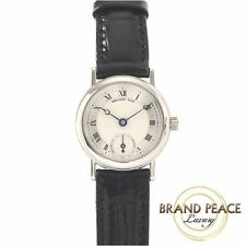 Breguet classic small seconds ladies white-board k16wg / leather belt