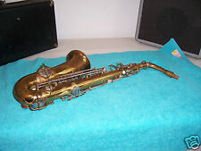 1924 Conn New Wonder Series I alto saxophone sax tested, repaired  Pre Chu Berry