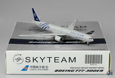 """China Southern B777-300ER """" SkyTeam """" Scale 1:400 JC Wings Diecast        XX4666"""