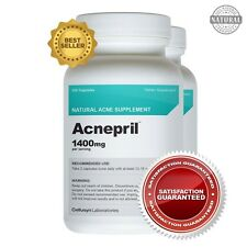 Acnepril - 2 Bottles - Get Rid of Acne - Detox Body and Strengthen Skin