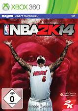 NBA 2K14 für Xbox 360 *gut* (mit OVP)