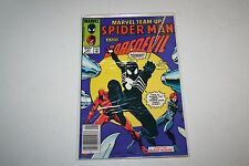 Marvel Team Up 141 1st black costume Amazing Spiderman (Venom)