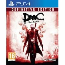 DmC Devil May Cry Definitive Edition PS4 Game Brand New