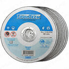 """10 x THIN STAINLESS STEEL METAL CUTTING DISC ◄115 x 22.2mm► 4 1/2"""" Angle Grinder"""