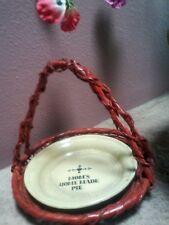 Vintage Pie Carrier Basket How Cool Is This For Your Next Church Social?