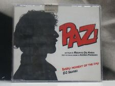 DJ SENSEI - EVERY MOMENT OF THE DAY - PAZ SOUNDTRACK CD SINGLE NEW SEALED