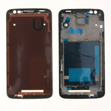 New LCD Mid Middle Frame Faceplate Bezel Cover Replacement For LG G2 D802 Black