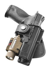 Glock 19 23 Fobus Paddle Holster Right Hand Tactical Accessory Passive Retention