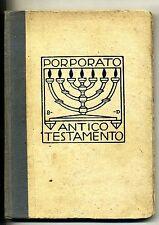 STORIA SACRA ILLUSTRATA DELL'ANTICO TESTAMENTO # Premiata Tip.Ed.Emiliana 1921