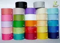 "3 metres Grosgrain RIBBON 7/8"" 22mm (27 color options U pick) high quality"