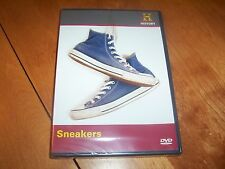 SNEAKERS The Works TV Documentary Athletic Shoe Industry History Channel DVD NEW