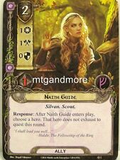 Lord of the Rings LCG  - 1x Naith Guide  #002 - The Dunland Trap