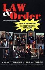 Law & Order: The Unofficial Companion -- Updated and Expanded, Green, Susan, Cou