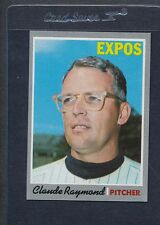 1970 Topps #268 Claude Raymond Expos EX *1172