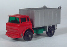 "Matchbox No 26 GMC Tipper Truck Dump 2.5"" Die Cast Scale Model Lesney England"