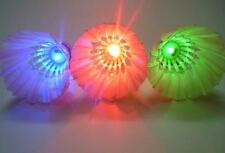 LED Shuttle Badminton  Luminous Glowing Shuttlecock with Light( Pack of 4)