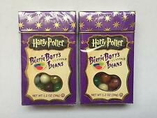 2 x American Harry Potter Bertie Botts Beans 34g by Jelly Belly