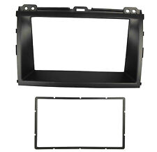 Double Din Radio Stereo Installation Panel For Toyota Lexus Dash Trim Kit Fascia