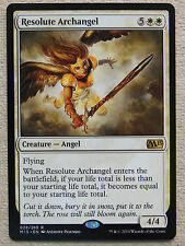 XXX 1x RESOLUTE ARCHANGEL englisch magic 2015 M15 (angel flying white) NM/MINT
