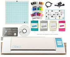 The NEW V2 Silhouette CAMEO Digital Cutting Machine + Starter Pen & Cover