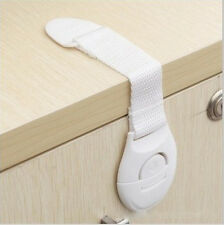 Infant Child Baby Kids Toddler Safety Fridge Drawer Door Cabinet Cupboard Locks