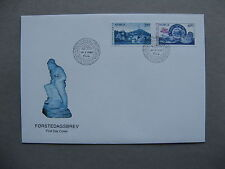 NORWAY, cover FDC 1998, Egersund, pottery
