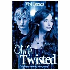 Olivia Twisted, Barnes, Vivi, Good Condition, Book