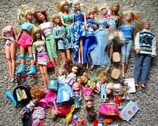 Barbie Doll Lot - 10 Complete Barbies w/ One Ken and Friends