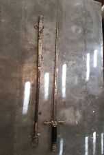 Antique KNIGHTS TEMPLAR SWORD & SCABBARD