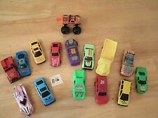 HUGE LOT CARS AND TRUCK ( 15 ITEMS )  LOT B-16