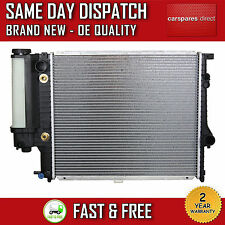 BMW 5 SERIES E34 1.8/2.0/2.5 1987 1997 AUTOMATIC/MANUAL RADIATOR 2 YEAR WARRANTY