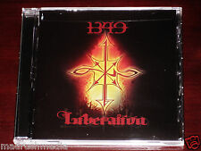 1349: Liberation CD 2003 Candlelight USA Records CDL040CD NEW