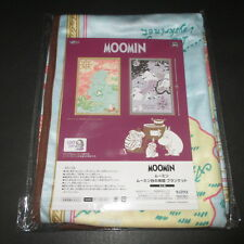 "Moomin Blanket ""Map of Moomin Valley"" anime Moomin TAITO official"
