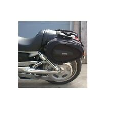 Ogio Motorcycle Saddlebags - Perfect for Yamaha Star V-Star Road Star Warrior