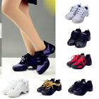 Fashion Women Modern Jazz Dance Shoes Sports Sneakers Hip Hop Breathable 7 Color