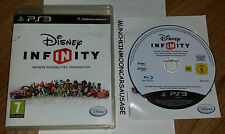 DISNEY Infinity 2013 (1) solo gioco pal Sony Playstation 3 PS3 GRATIS UK 1st P&P