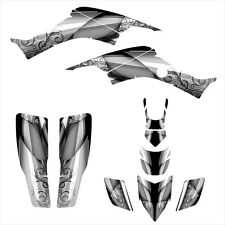 Graphics kit for Honda TRX 400 EX 1999 - 2007 400EX stickers NO8800 metal