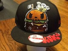 Tokidoki TKDK Marvel Comics RARE Cap Printed Inside Bill  Hat NWT