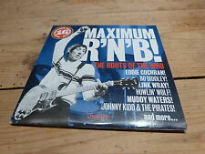 THE WHO - COVER - MAXIMUM R'N'B!   !!!!!!!!!!! !CD!!!!