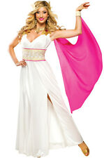 Brand New Greek Aphrodite Grecian Goddess Adult Costume