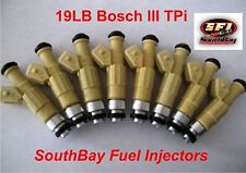 SouthBay Fuel Injectors SFI 19lb Corvette Camaro Firebird 305 TPi fuel injectors