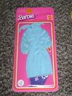 Barbie Doll Clothing Best Buy Fashions #2556 Blue Dress 1975