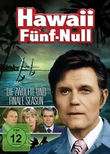 JAMES MCARTHUR JACK LORD - HAWAII 5-0 (ORIGINAL) S12 5 DVD NEU