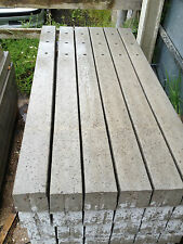 4ft 6inch(1370mm) x 4inch(100mm) x 4 inch(100mm) concrete godfathers/Repair spur
