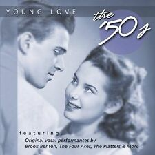 Young Love The 50's Various Artists SEALED NEW CD Teresa Brewer McGuire Sisters
